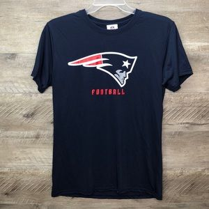 NWT NFL APPAREL NE PATRIOTS SHIRT SZ M